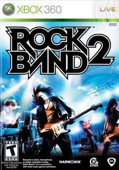 Rock Band 2 - XBOX 360 - Used