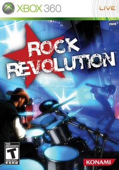 Rock Revolution - XBOX 360 - Used