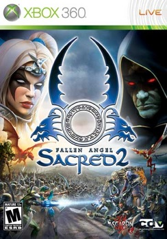 Sacred 2: Fallen Angel - XBOX 360 - Used