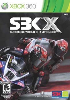 SBK X - XBOX 360 - Used