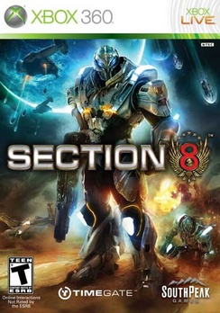 Section 8 - XBOX 360 - Used