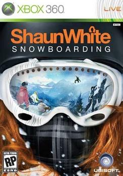 Shaun White Snowboarding - XBOX 360 - Used