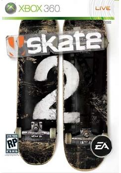 Skate 2 - XBOX 360 - Used