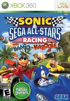 Sonic & Sega All-Star Racing - XBOX 360 - Used