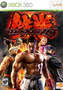 Tekken 6 - XBOX 360 - Used