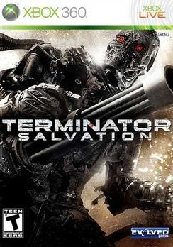 Terminator: Salvation - XBOX 360 - Used