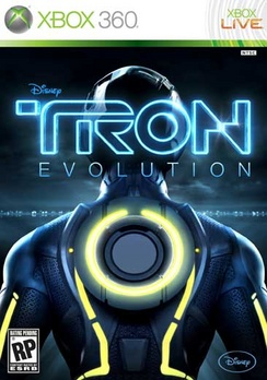 Tron Evolution - XBOX 360 - Used
