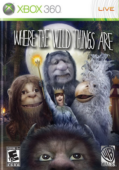 Where The Wild Things Are - XBOX 360 - Used