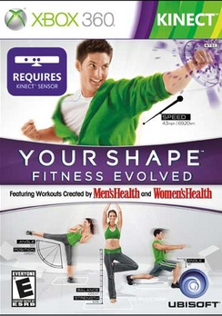 Your Shape: Fitness Evolved - XBOX 360 - Used