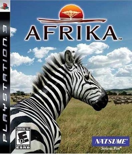 Afrika - PS3 - New