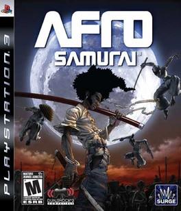 Afro Samurai - PS3 - New