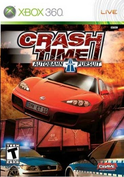 Crashtime - XBOX 360 - New