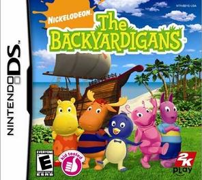 Backyardigans - DS - Used