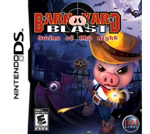 Barnyard Blast - DS - Used