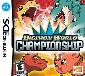 Digimon World Championship - DS - Used