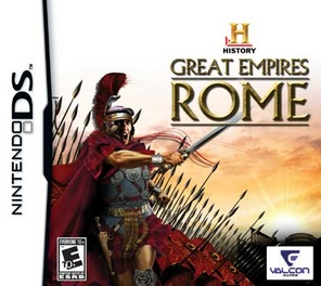 History Great Empires Rome - DS - Used