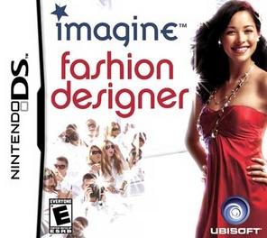 Imagine Fashion Designer - DS - Used