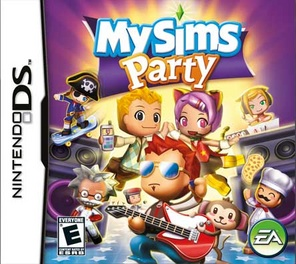 My Sims Party - DS - Used