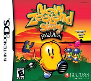 New Zealand Story Revolution - DS - Used