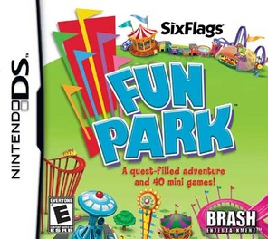Six Flags Fun Park - DS - Used