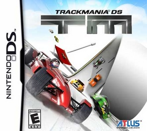 Trackmania - DS - Used