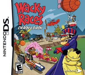 Wacky Races - DS - Used