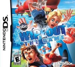 Wipeout: The Game - DS - Used