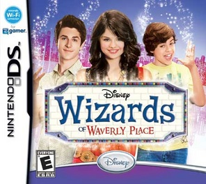 Wizards Of Waverly Place - DS - Used