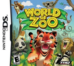 World Of Zoo - DS - Used