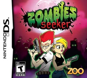 Zombie Seeker - DS - Used
