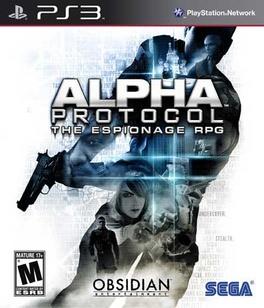 Alpha Protocol - PS3 - Used