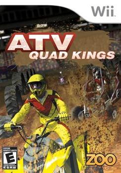 ATV Quad Kings - Wii - Used