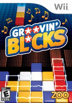 Groovin Blocks - Wii - Used
