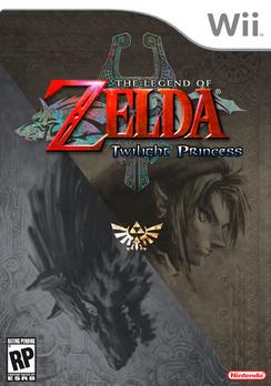 The Legend of Zelda: Twilight Princess - Wii - Used
