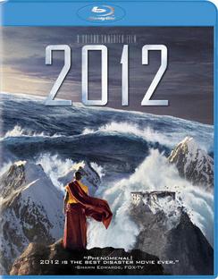 2012 - Blu-ray - Used