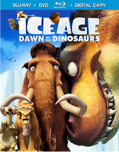 Ice Age: Dawn of the Dinosaurs - Blu-ray - Used