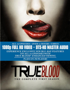True Blood: The Complete First Season - Blu-ray - Used