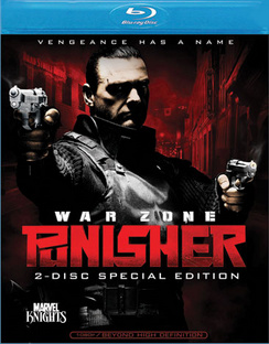 Punisher: War Zone - Blu-ray - Used