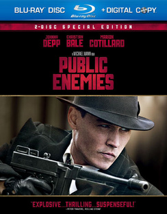 Public Enemies - Blu-ray - Used