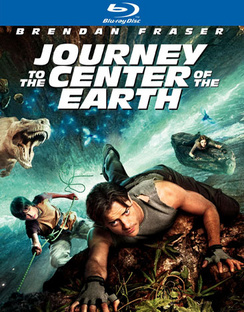Journey to the Center of the Earth - Blu-ray - Used