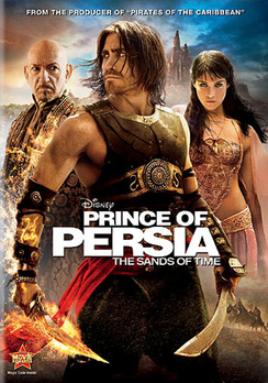 Prince of Persia: The Sands of Time - DVD - Used