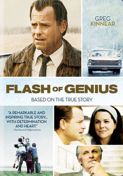 Flash of Genius - DVD - Used