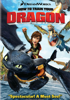 How to Train Your Dragon - DVD - Used