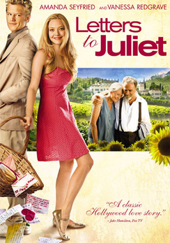 Letters to Juliet - DVD - Used