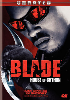 Blade: House of Chthon - DVD - Used