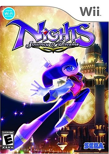 Nights: Journey of Dreams - Wii - Used