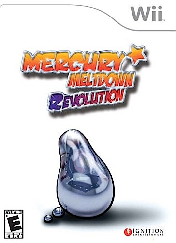 Mercury Meltdown Revolution - Wii - Used
