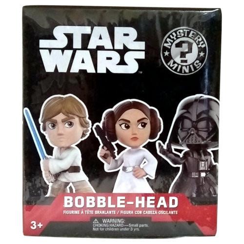 Funko Mystery Minis - Blind Box Star Wars Bobble-Head