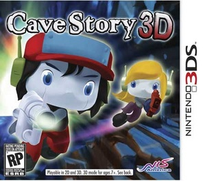 Cave Story 3D - 3DS - New