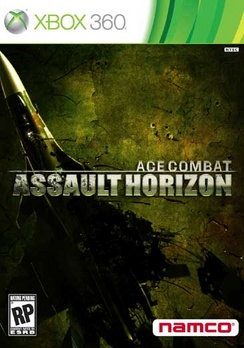 Ace Combat Assault Horizon - XBOX 360 - New